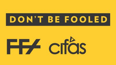 Cifas dont be fooled Image