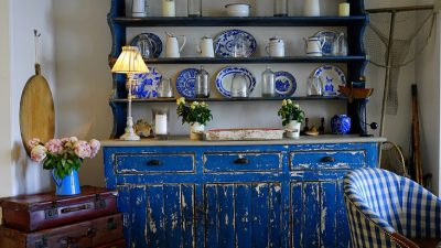 Old Cabinet and Drawers