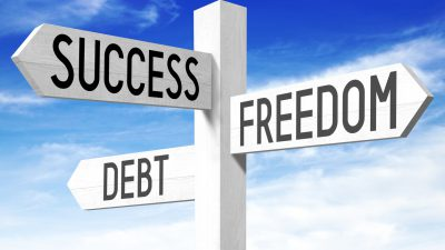 Debt - Success and Freedom
